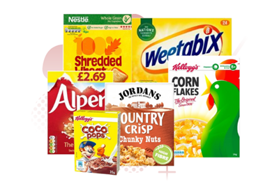 Picture for category BREAKFAST CEREALS