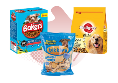 Picture for category DOG FOOD DRY