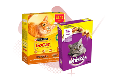 Picture for category CAT FOOD DRY