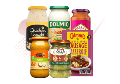 Picture for category COOKING SAUCES AND MIXES