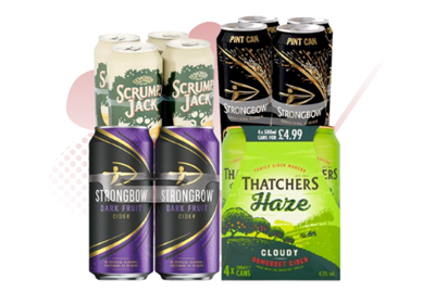 Picture for category CIDER CANS