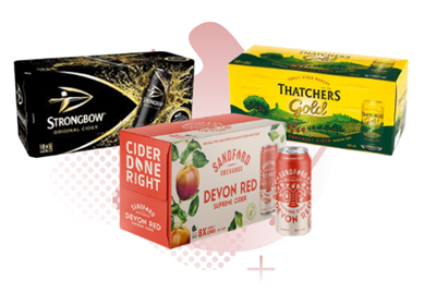 Picture for category CIDER LARGE PACKS