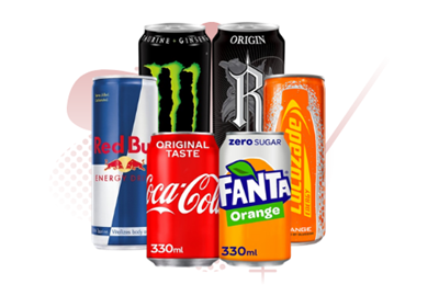Picture for category CANNED DRINKS