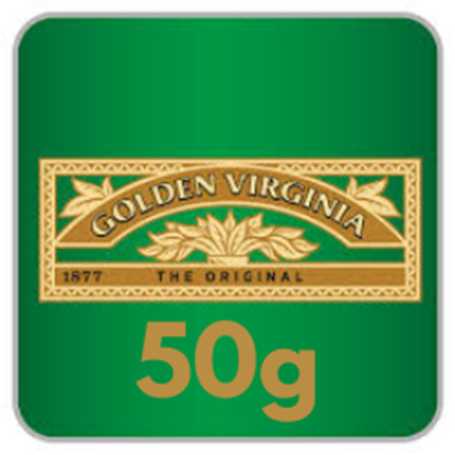 Picture of GOLDEN VIRGINIA 50G X 5