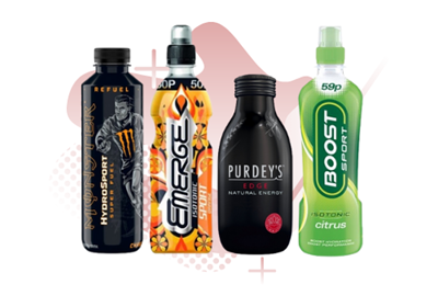 Picture for category ENERGY DRINKS BOTTLES