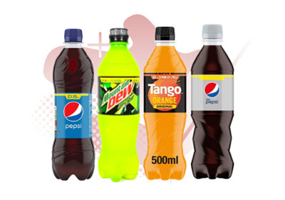Picture for category PRICE MARKED BRITVIC BOTTLES