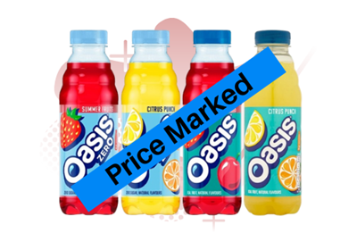 Picture for category OASIS PRICE MARKED