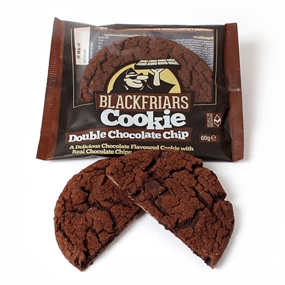 Picture of BLACKFRIARS CHOC CHIP COOKIE 60g x 16