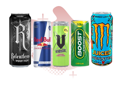 Picture for category PRICE MARKED ENERGY DRINK CANS