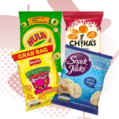 Picture for category SNACK CRISPS