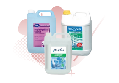 Picture for category CONSUMABLE CLEANING SUPPLIES