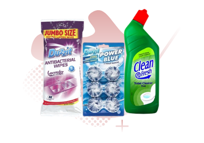 Picture for category TOILET & SHOWER CLEANERS