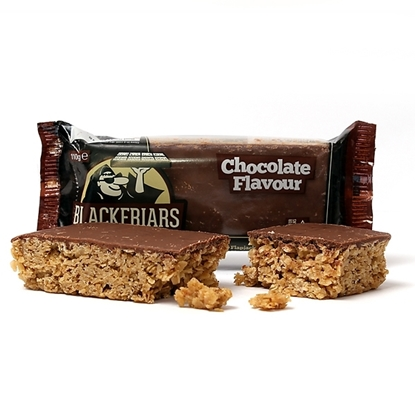 Picture of BLACKFRIARS CHOCOLATE FLAPJACK x 25