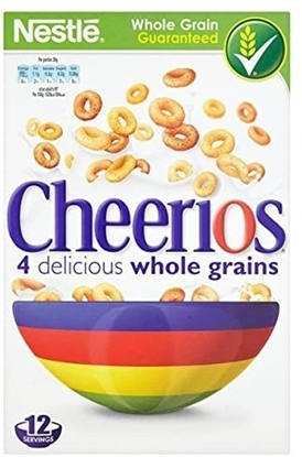 Picture of *NON PM* CHEERIOS 375G X 14