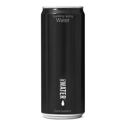 Picture of CANO WATER SPARKLING 330ML X 24