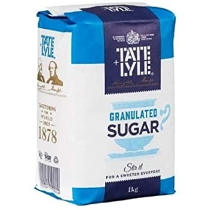 Picture of TATE & LYLE GRANULATED SUGAR 1KG x15
