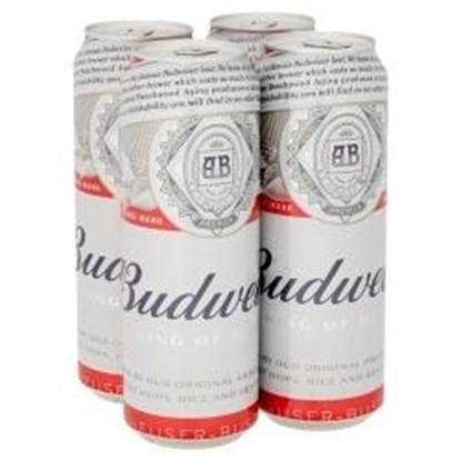 Picture of PM £6.29 BUDWEISER 4PK X 568ML X 6