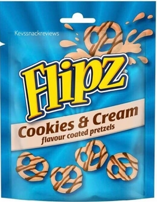 Picture of FLIPZ POUCHES COOKIES & CREAM 90G x 6
