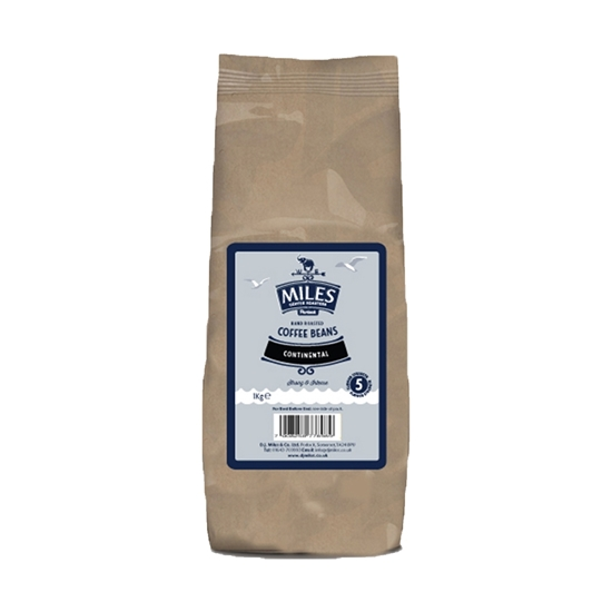 Picture of MILES CONTINENTAL COFF.BEAN x1kg
