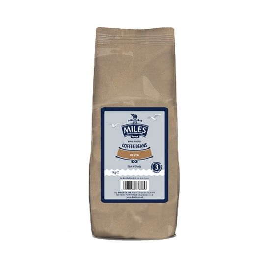Picture of MILES KENYA COFFEE BEANS X 1KG