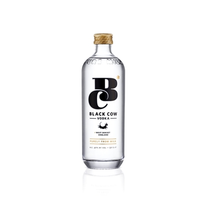 Picture of BLACK COW VODKA 50ML X 12