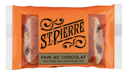 Picture of ST PIERRE FTG PAINS AU CHOCOLAT 45g X 9