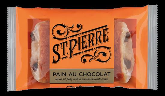 Picture of ST PIERRE FTG PAINS AU CHOCOLAT 45g X 9