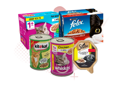 Picture for category CAT FOOD