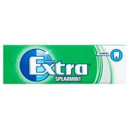 Picture of WRIGLEYS EXTRA SPEARMINT GREEN *3 PK* x 20