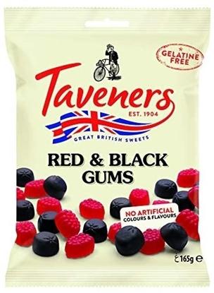 Picture of RED&BLACKS (TAV) 165G x 12