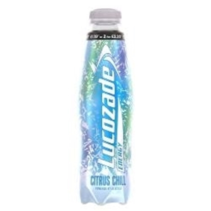 Picture of PM £1.19 LUCOZADE ENERGY CITRUS CHILLI 380M X 12