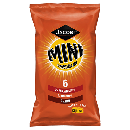Picture of MINI CHEDDARS *VARIETY* 6PK X 12