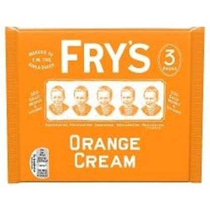 Picture of FRYS ORANGE CREAM **3PK** 147G X 18