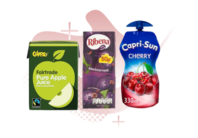 Picture for category JUICES CUPS, CARTONS & POUCHES