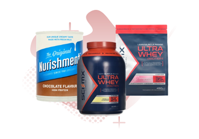 Picture for category PROTEIN DRINKS