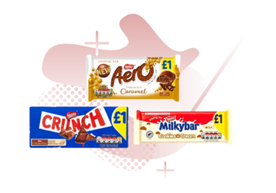 Picture for category £1 CHOCOLATE BARS