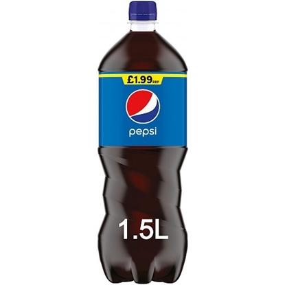 Picture of PM £1.99 PEPSI REG 1.5LTR X 6