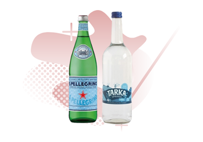 Picture for category GLASS BOTTLED WATER