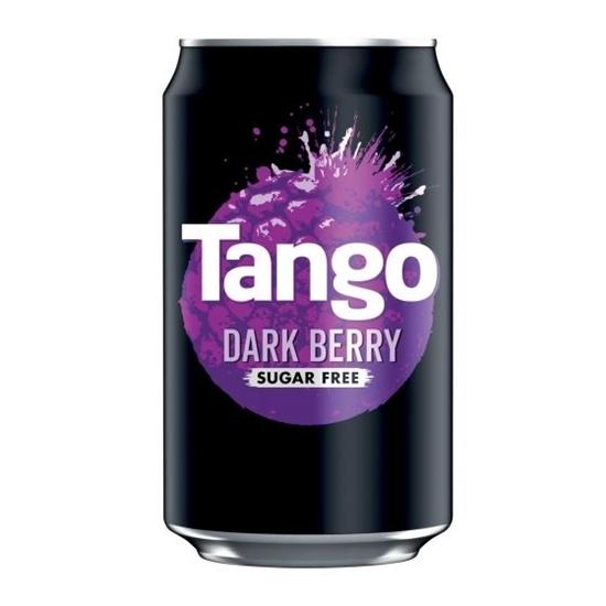 Picture of TANGO DARK BERRY S/FREE 330ml x 24