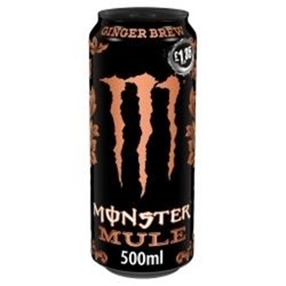 Picture of PM £1.35 MONSTER MULE 500ml x 12