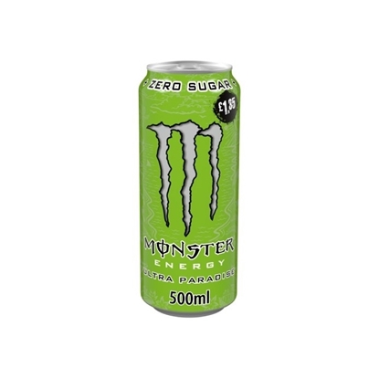 Picture of PM £1.35 MONSTER ULTRA PARADISE 500ML X 12