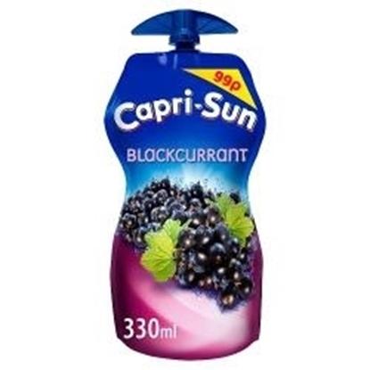 Picture of PM 99P CAPRI SUN *BLACKCURRANT* 330ML X 15