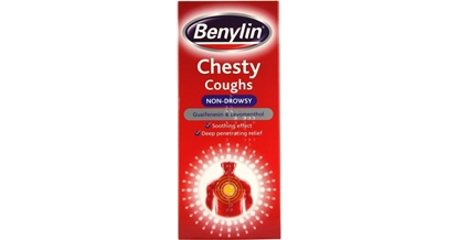 Picture of BENYLIN CHESTY COUGH 150ML X 6