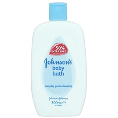 Picture of JOHNSONS BABY BATH 300ML X 6