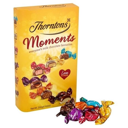 Picture of THORNTONS MOMENTS 250g X 10