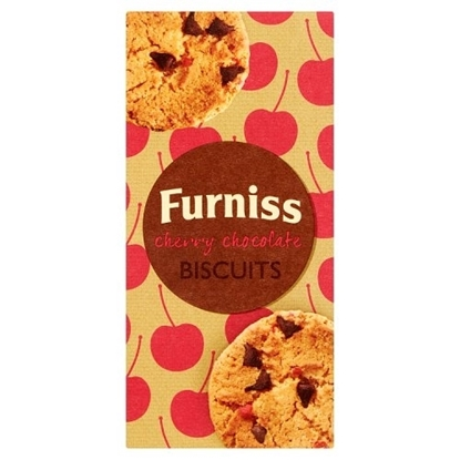 Picture of FURNISS CHERRY CHOC 160g x 12