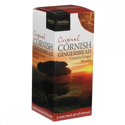 Picture of FURNISS CORNISH GINGERBREAD 200G X 12