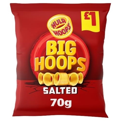 Picture of PM £1 BIG HOOPS ORIG 70g X 16