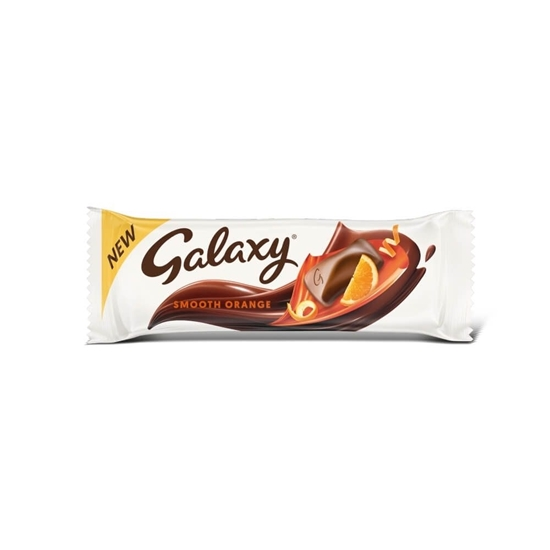 Picture of GALAXY SMOOTH ORANGE 42g x 24