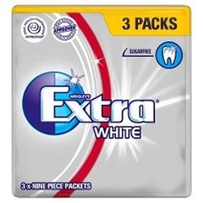 Picture of WRIGLEYS EXTRA WHITE 3PK x 20